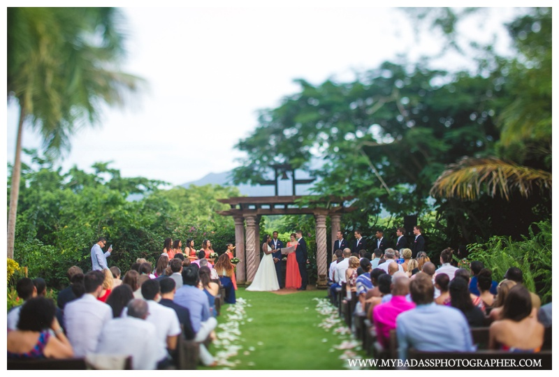 Wedding in Puerto Rico