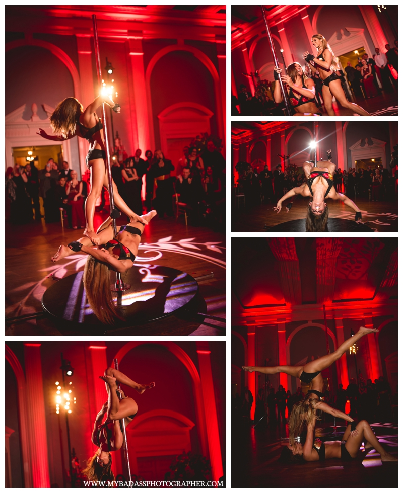 Dracula Wedding Inspiration