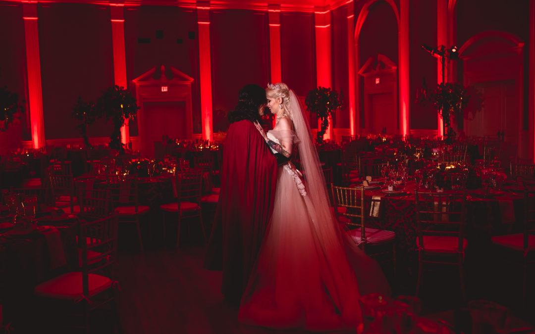 Daley & Logan // Red Wedding Inspiration