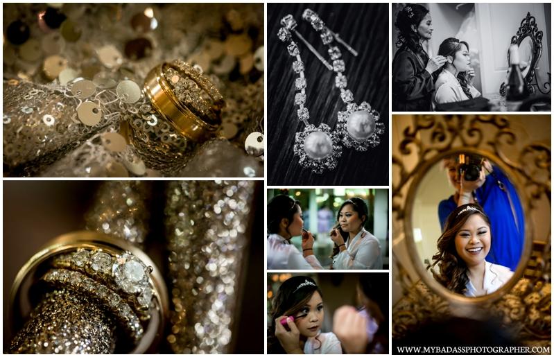The Lodge at Bridal Veil Falls Wedding
