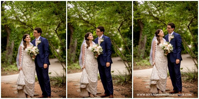 Palm Door on Sixth Wedding