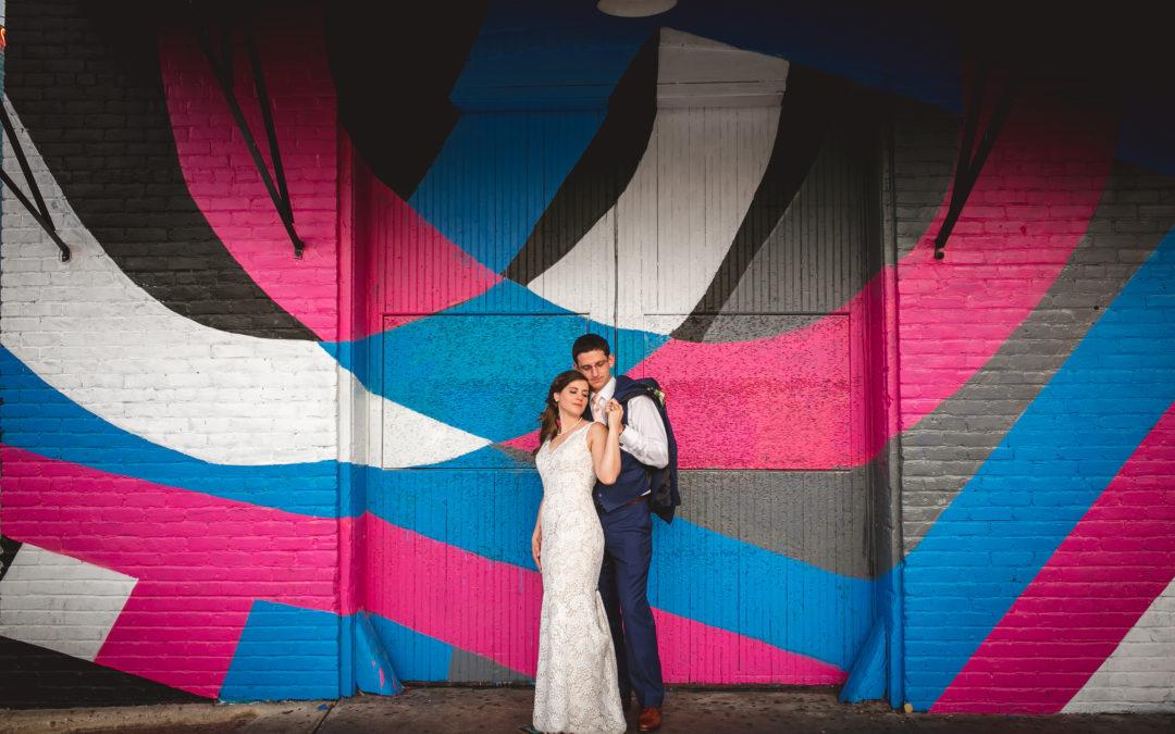The RayJay Wedding // Palm Door on Sixth Wedding