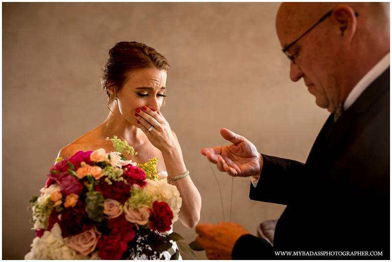 I love it when you cry // Austin Wedding Photos