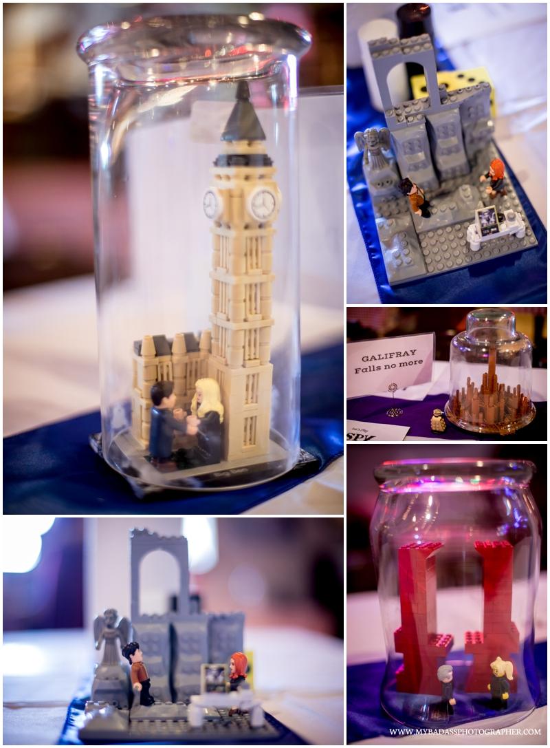 Doctor Who Themed Weddings
