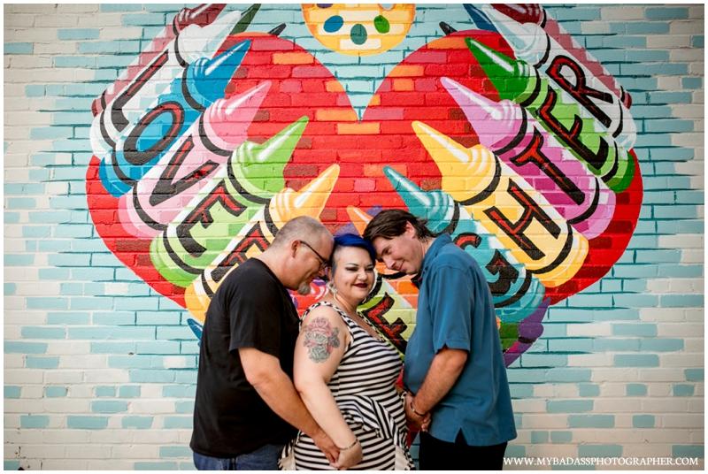 Siobahn's Tribe // Austin Polyamorous Photographer