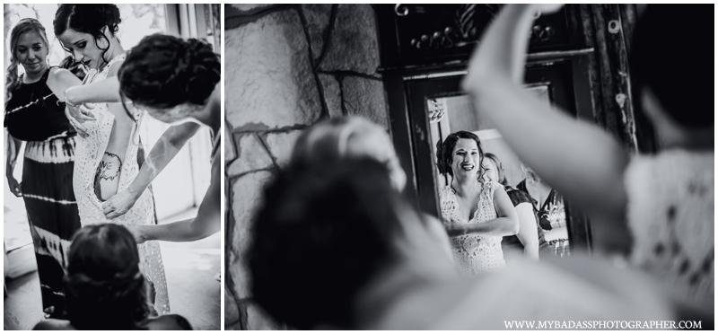 Inspiring Oaks Ranch Wedding -