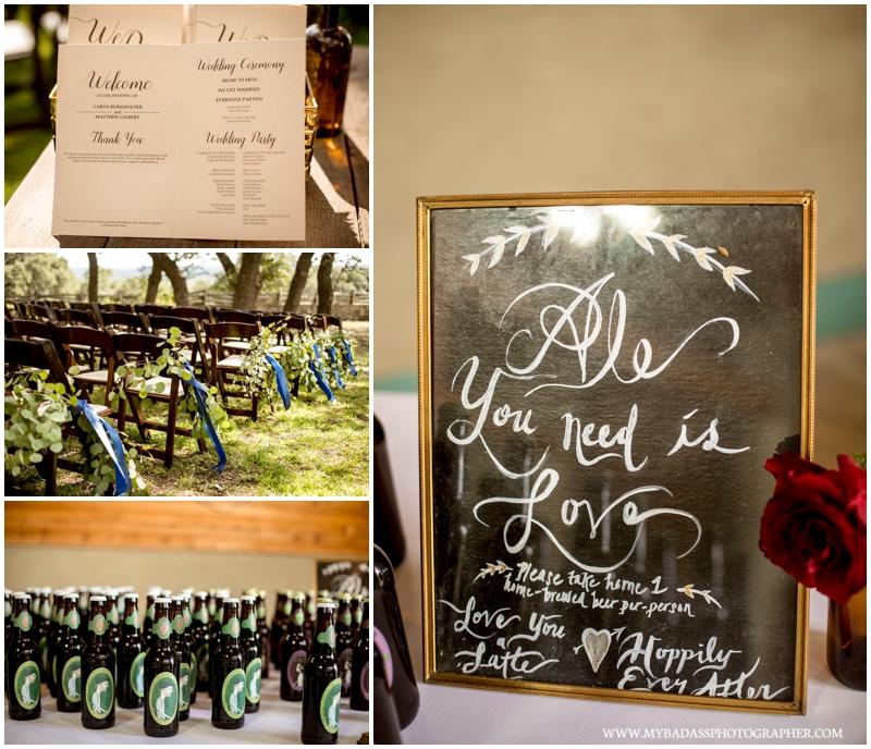Inspiring Oaks Ranch Wedding