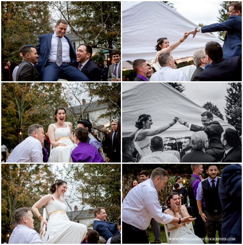 Jewish Halloween Wedding