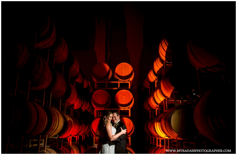 Jim & Jess // Duchman Winery Wedding