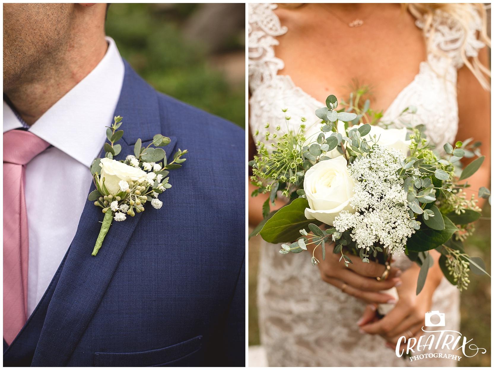 Wildflower Barn Wedding
