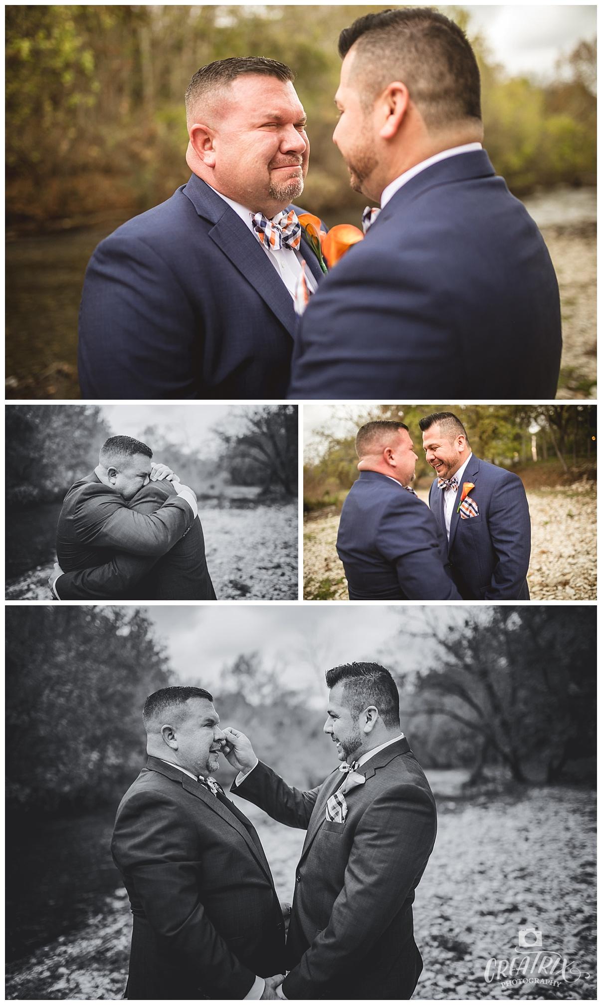 Casa Blanca LGBT Wedding