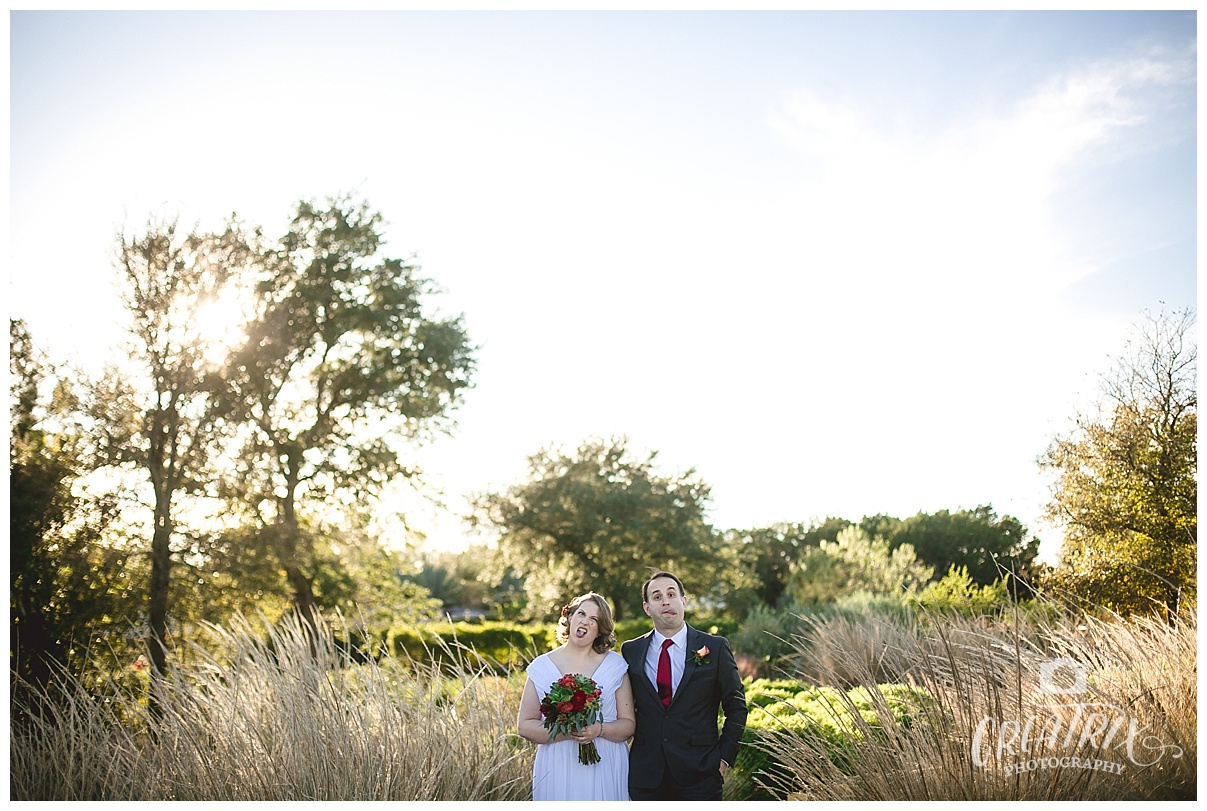 Wildflower Center Wedding