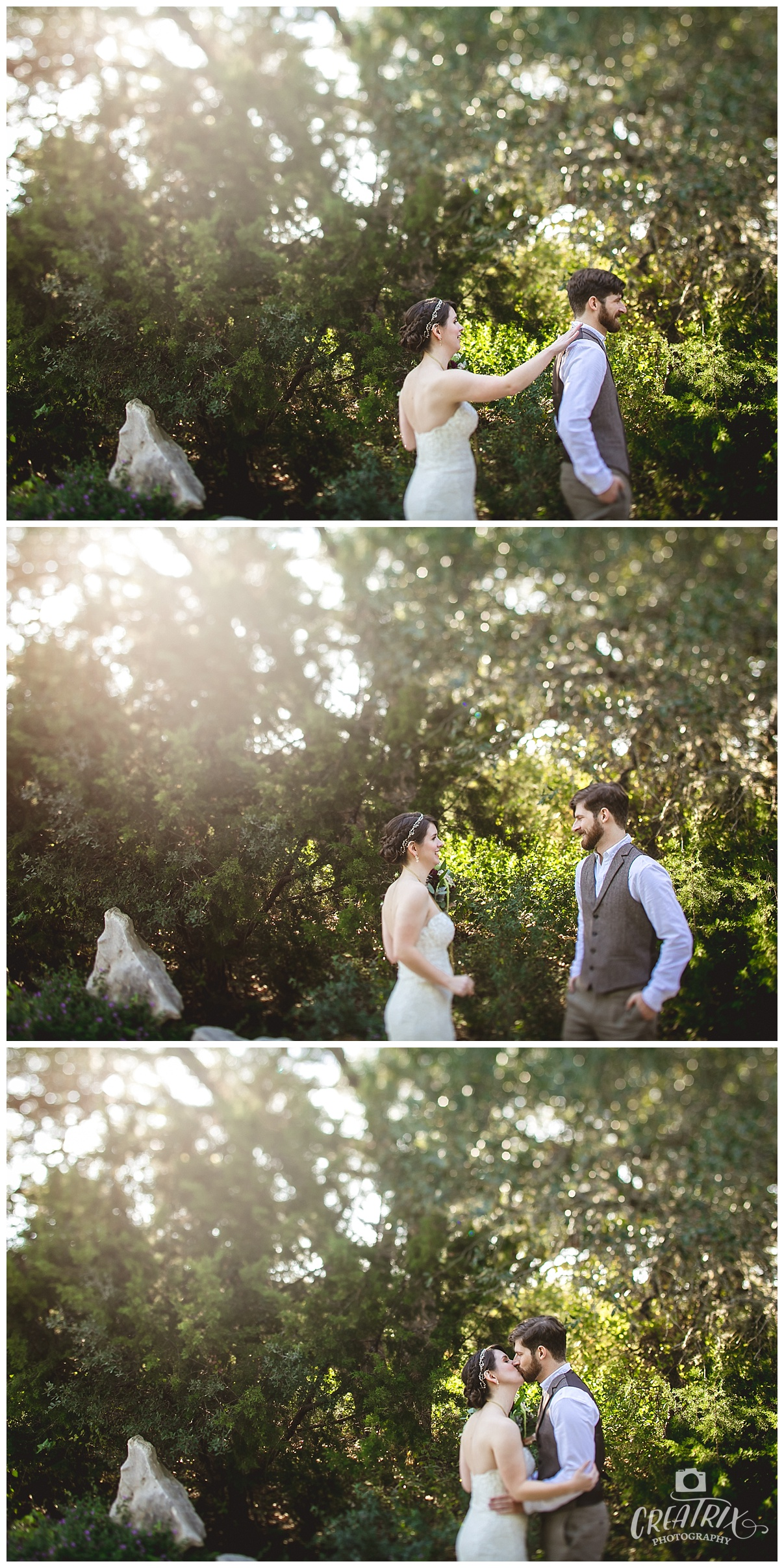 Camp Lucy Wedding