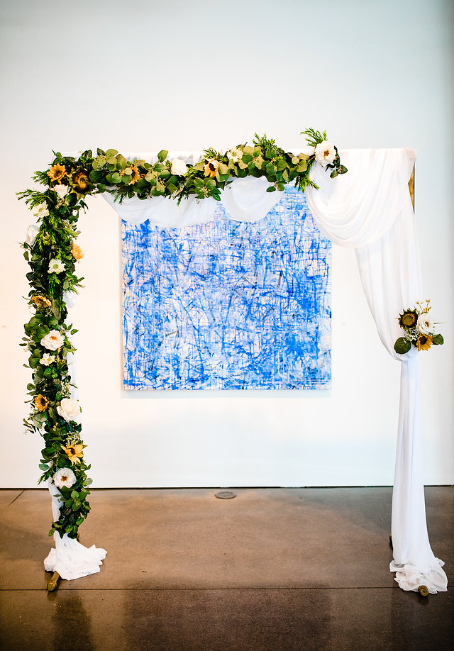 SPACE Art Gallery Wedding