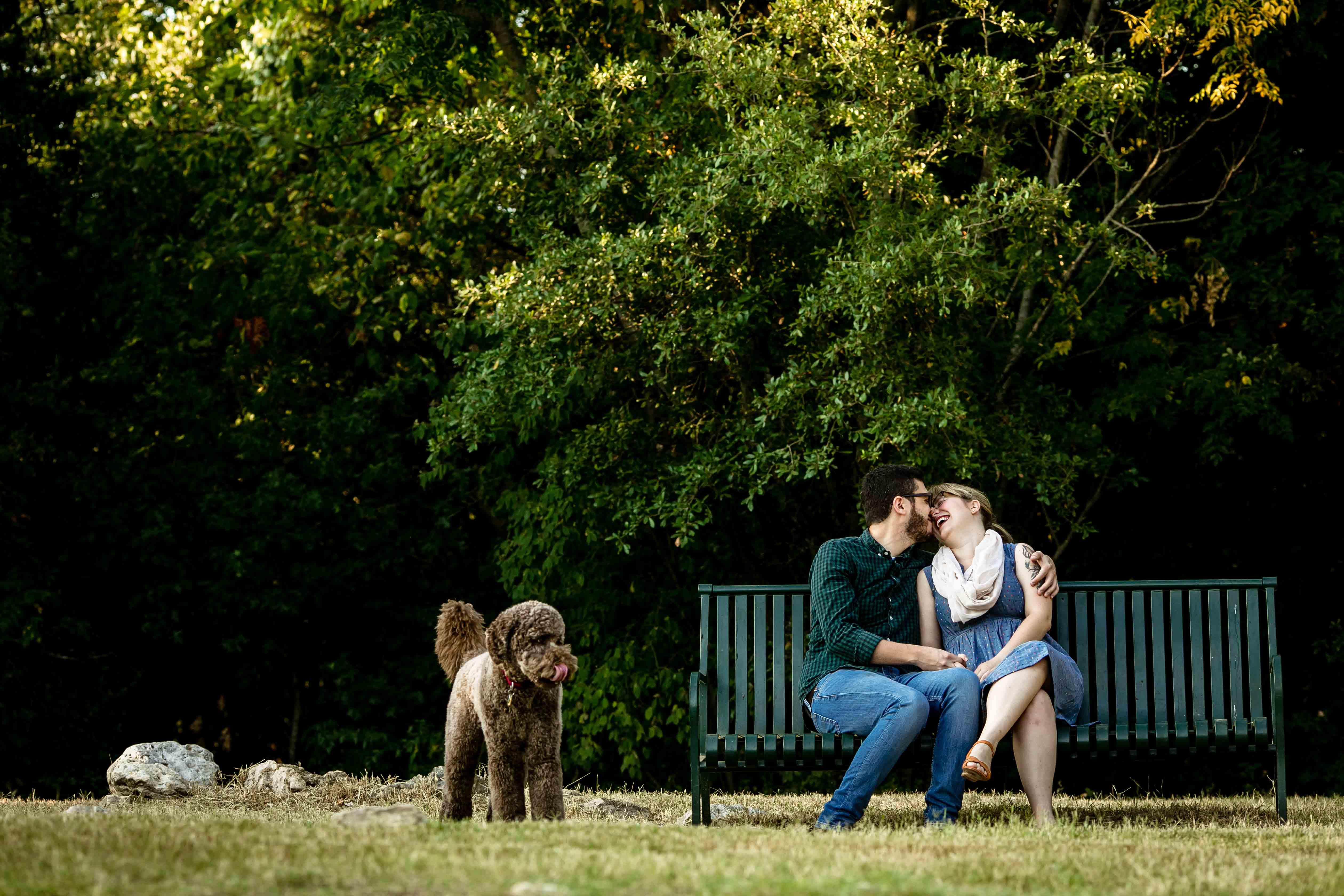 Amanda and Ben // ATX Engagement Photographer