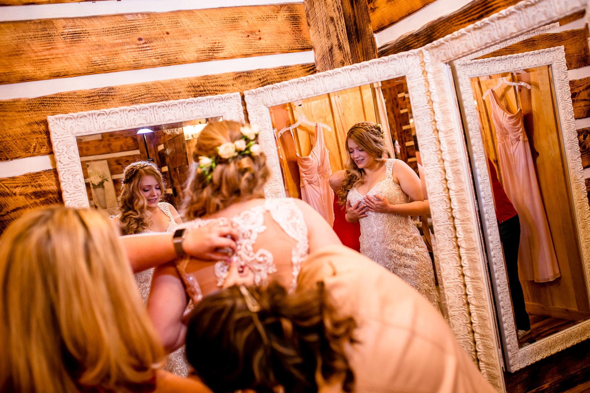Rose Bud Hall Wedding