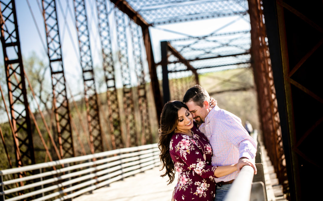 ATX Engagement Portraits