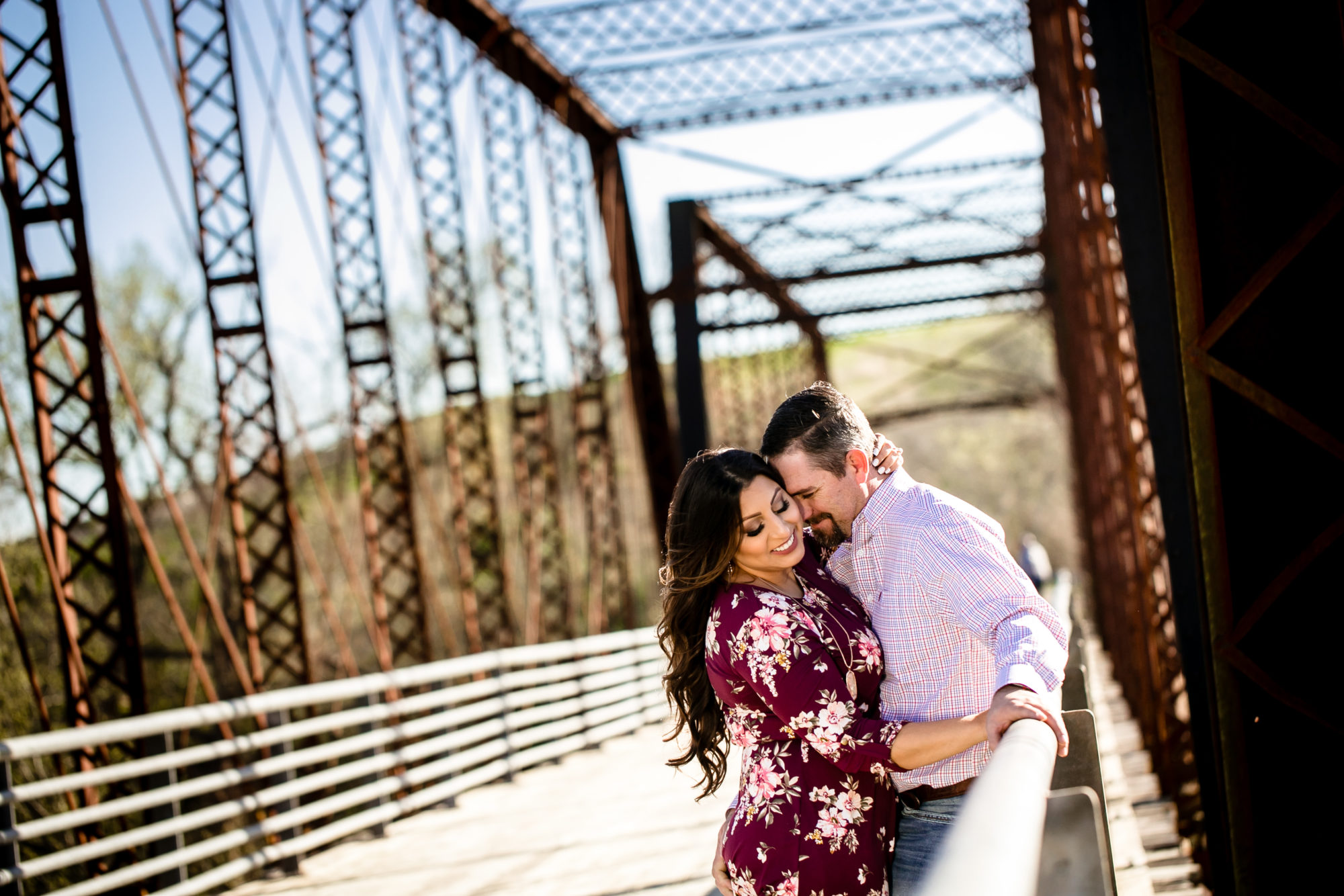 ATX Engagement Portraits