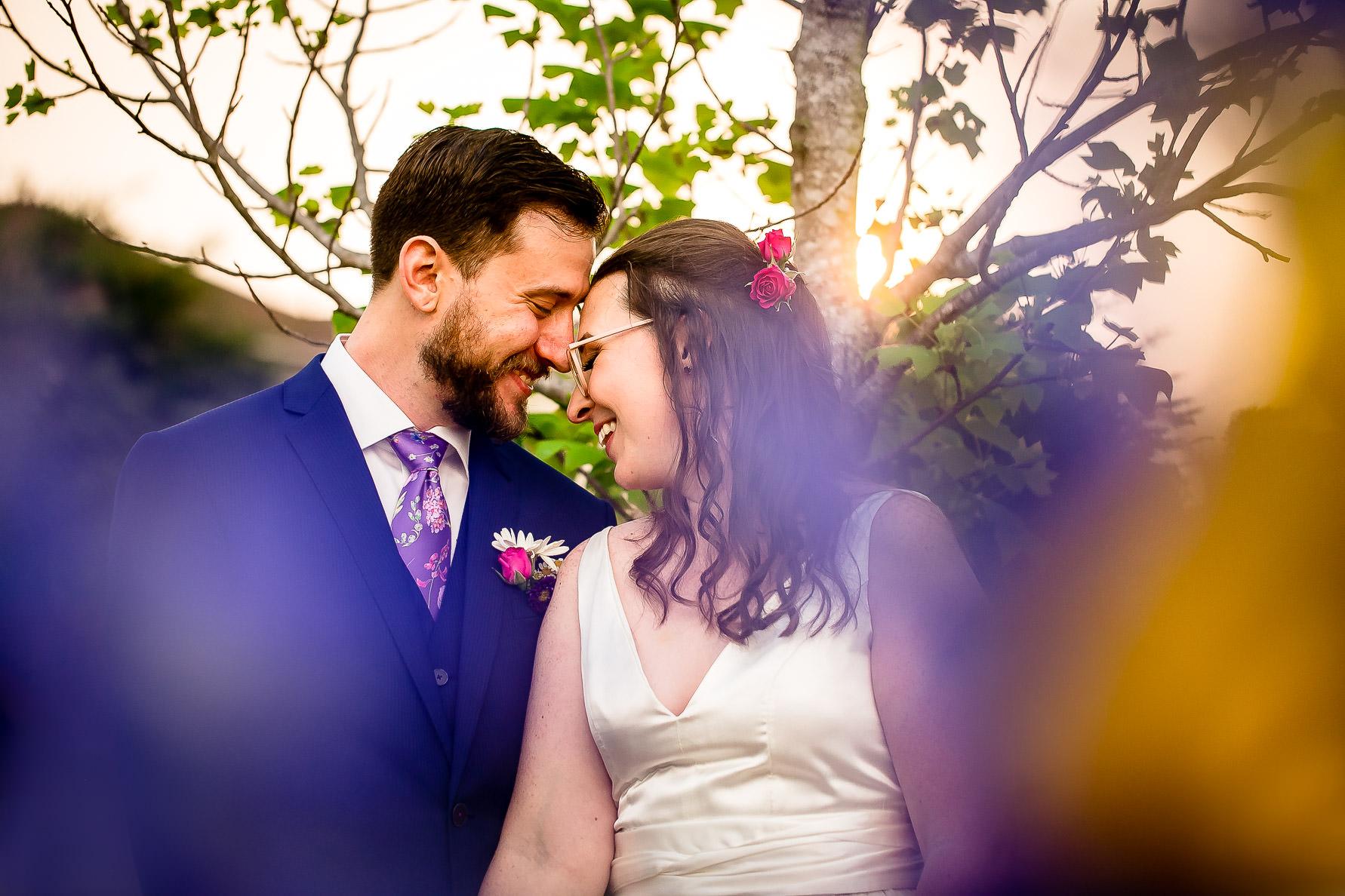 Austin backyard wedding