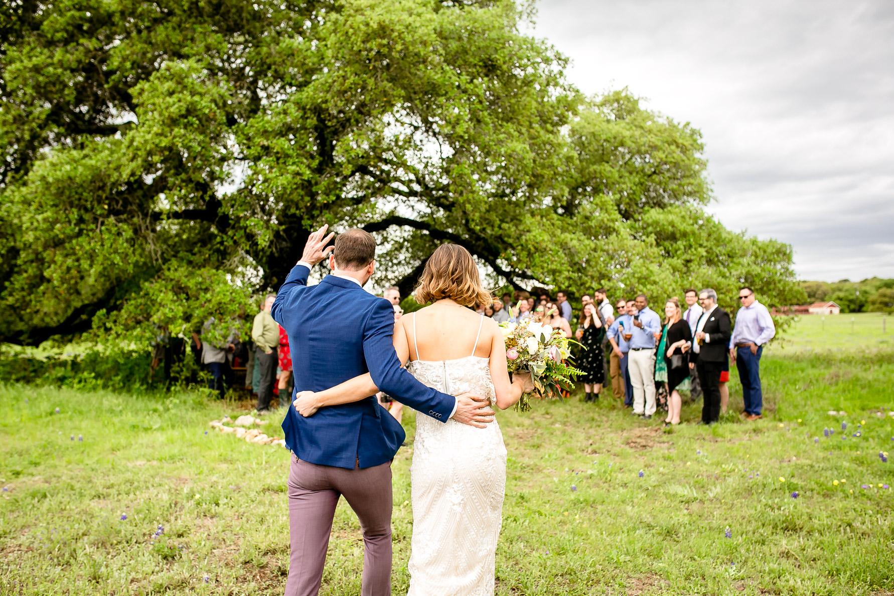 Austin Micro Wedding