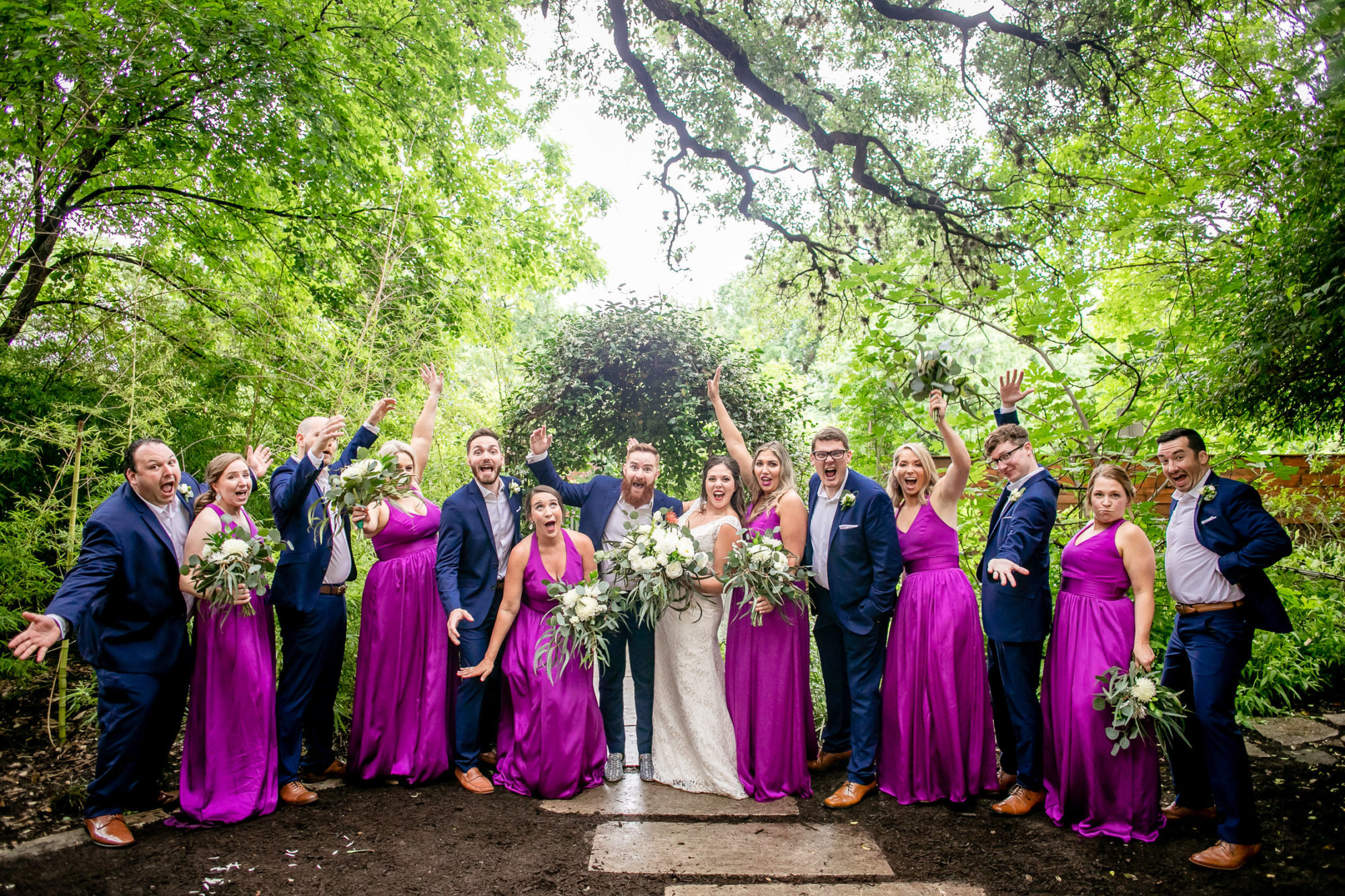 The Sanctuary Wedding