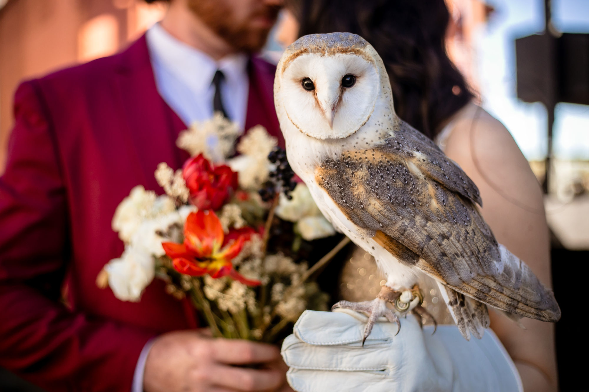 Harry Potter Wedding