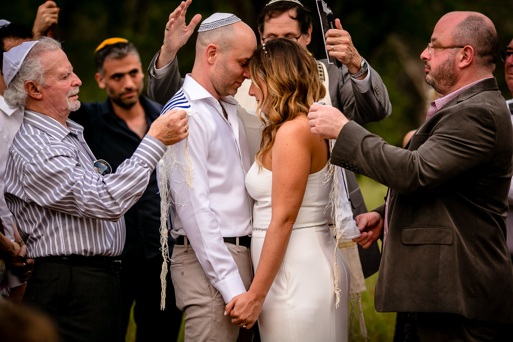 Austin Jewish Wedding Photographer
