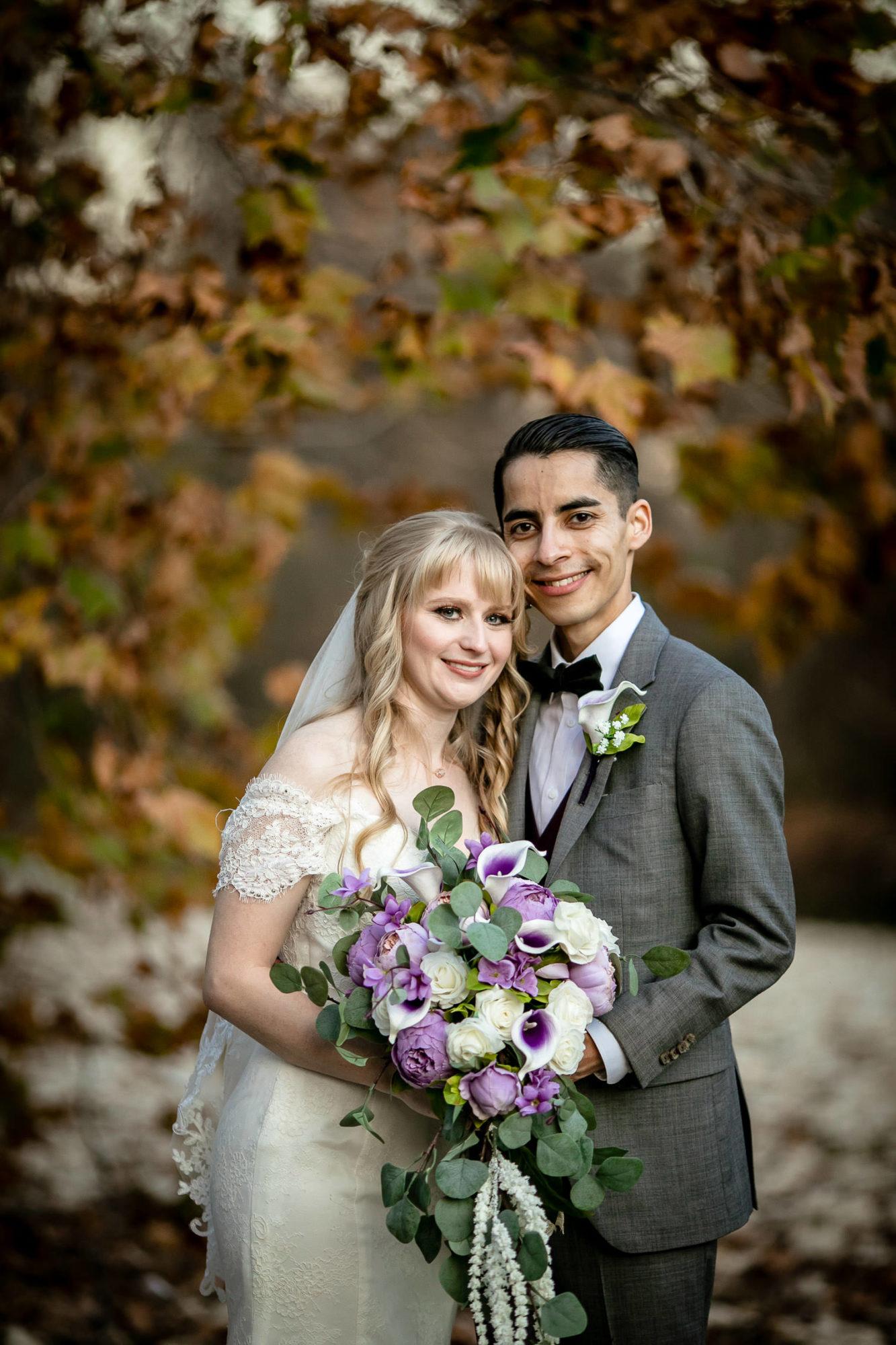 Casa Blanca at Brushy Creek wedding