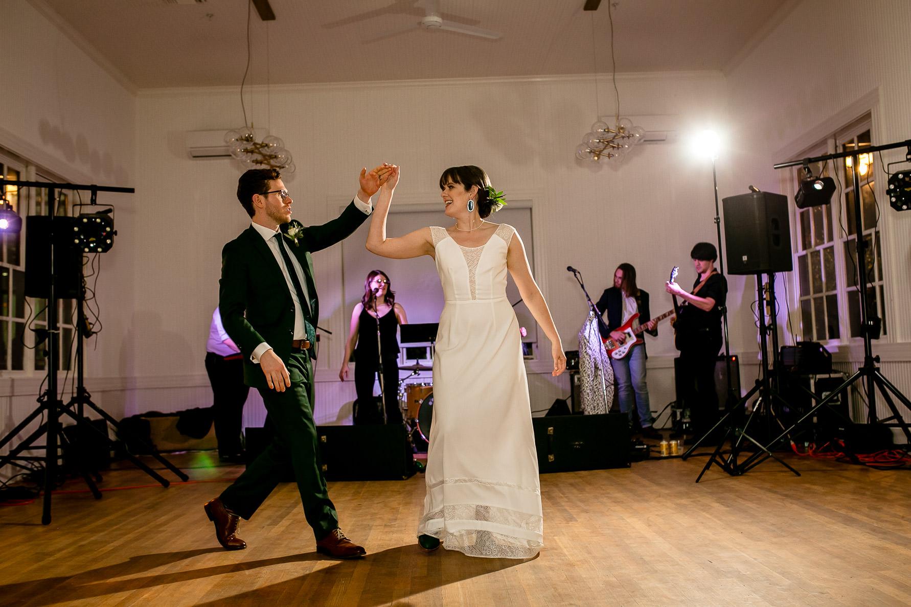 springdale station wedding