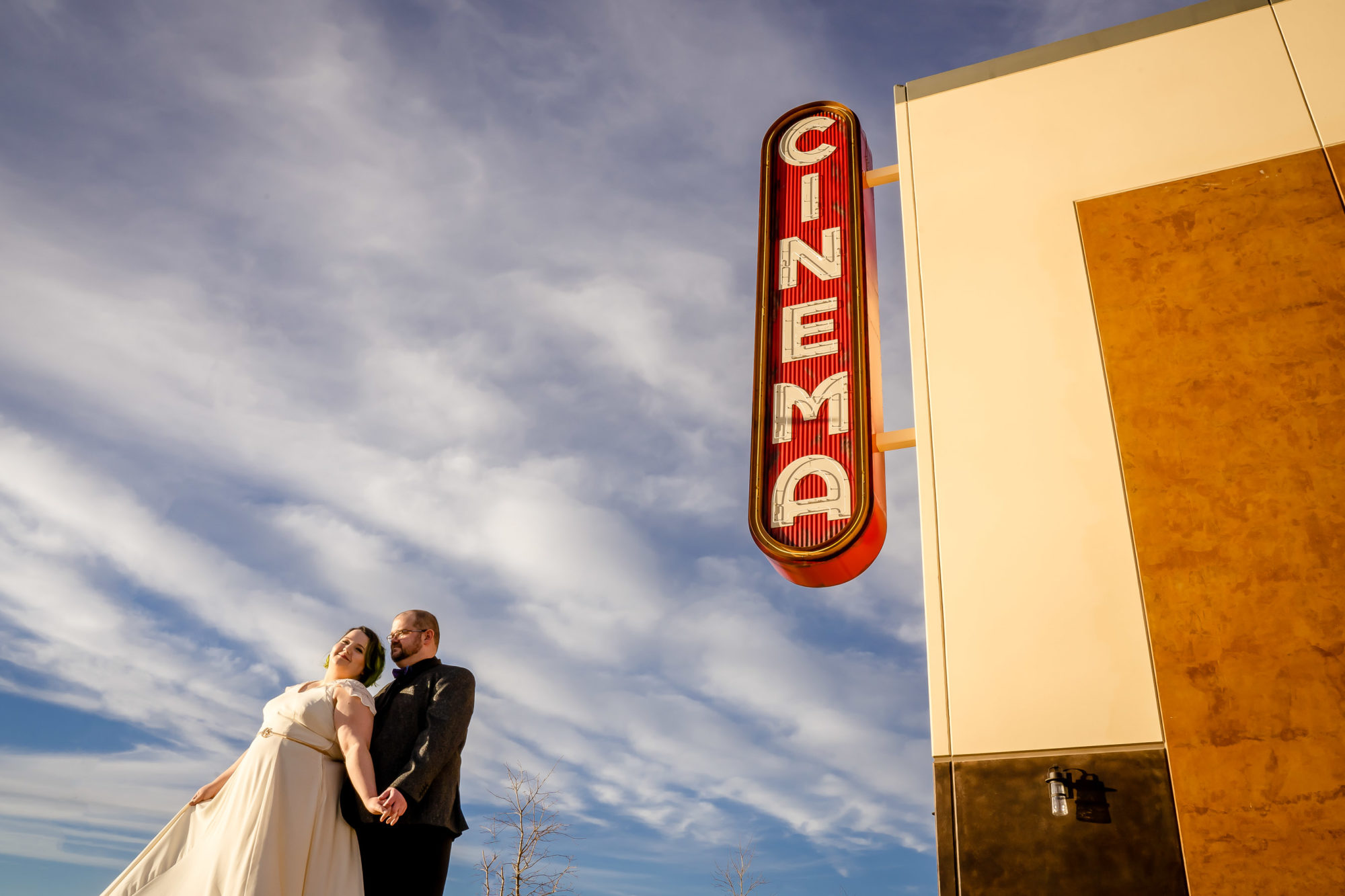 wedding at the movies
