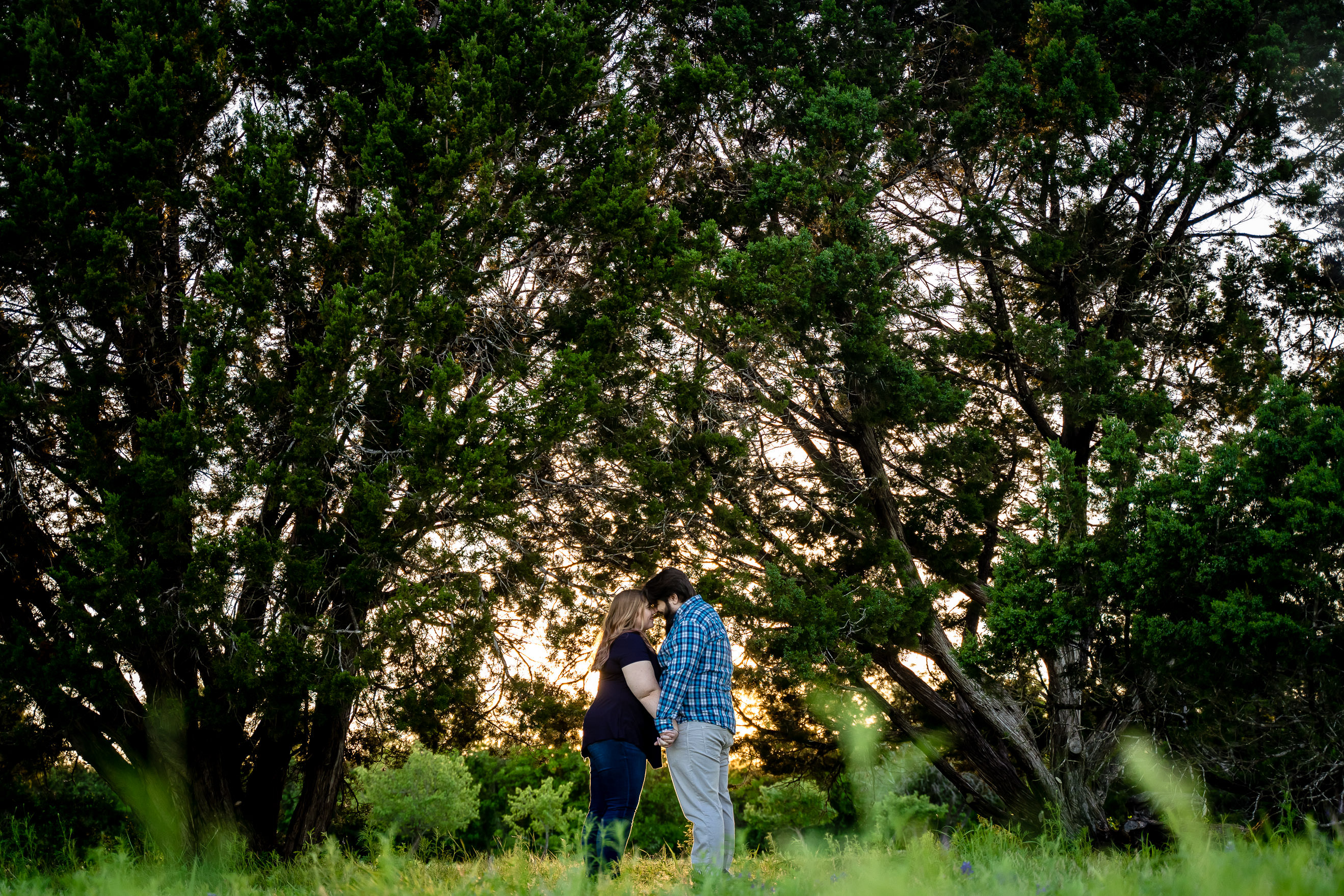 Pflugerville Engagement Photographer