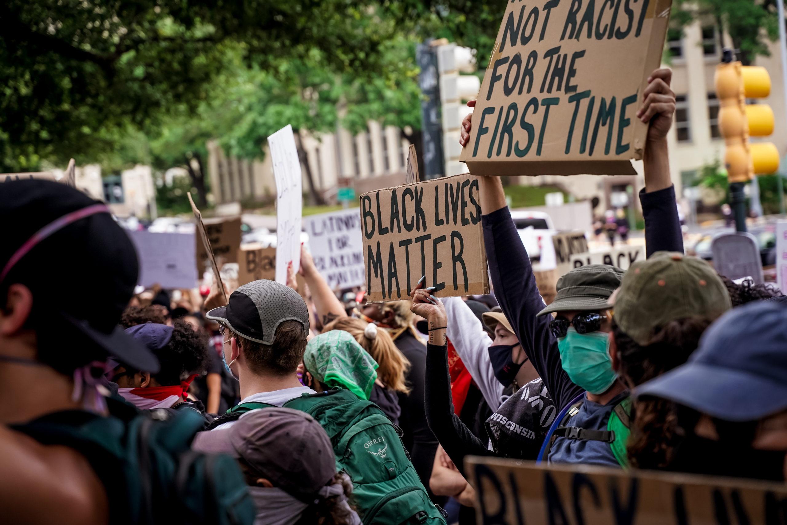 Black Lives Matter, Always.