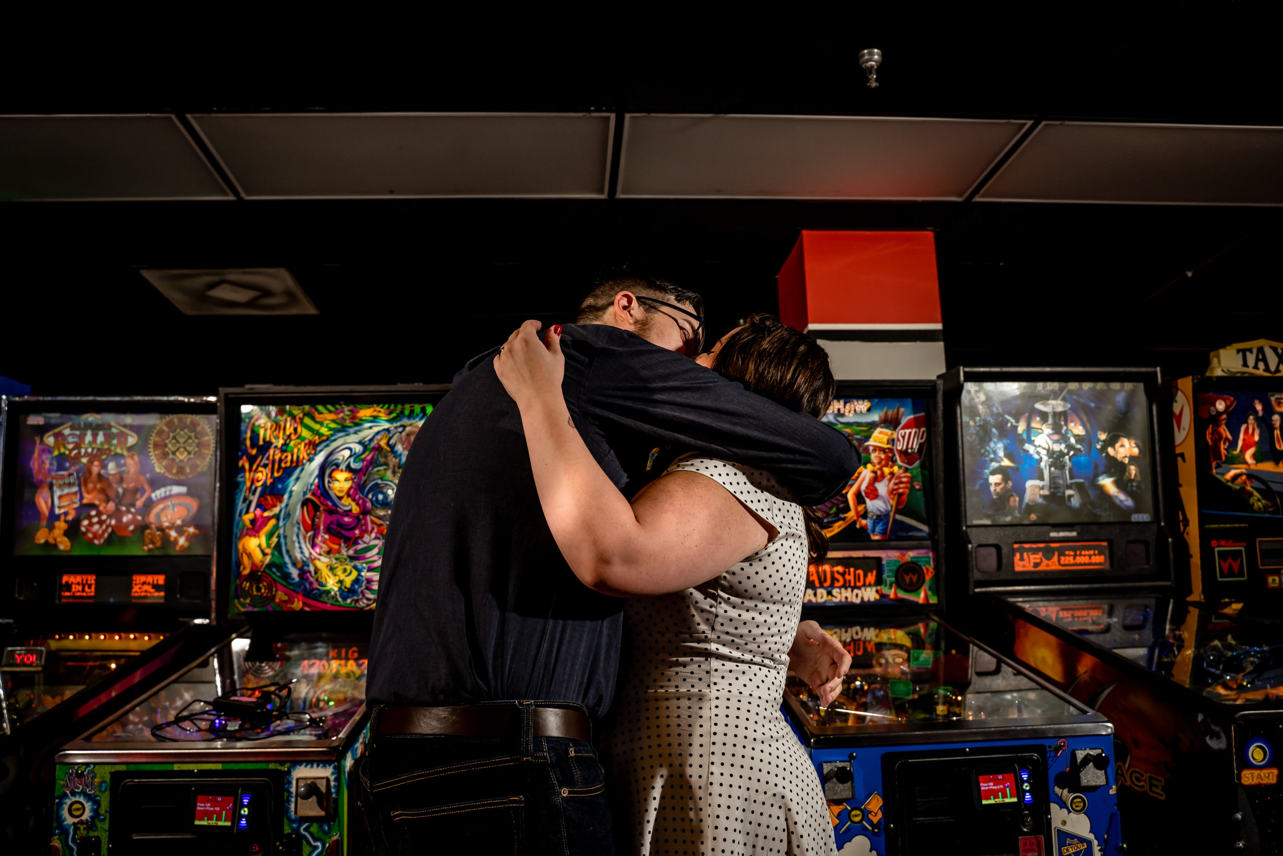 Pinballz Wedding