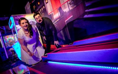 Pinballz Arcade Wedding