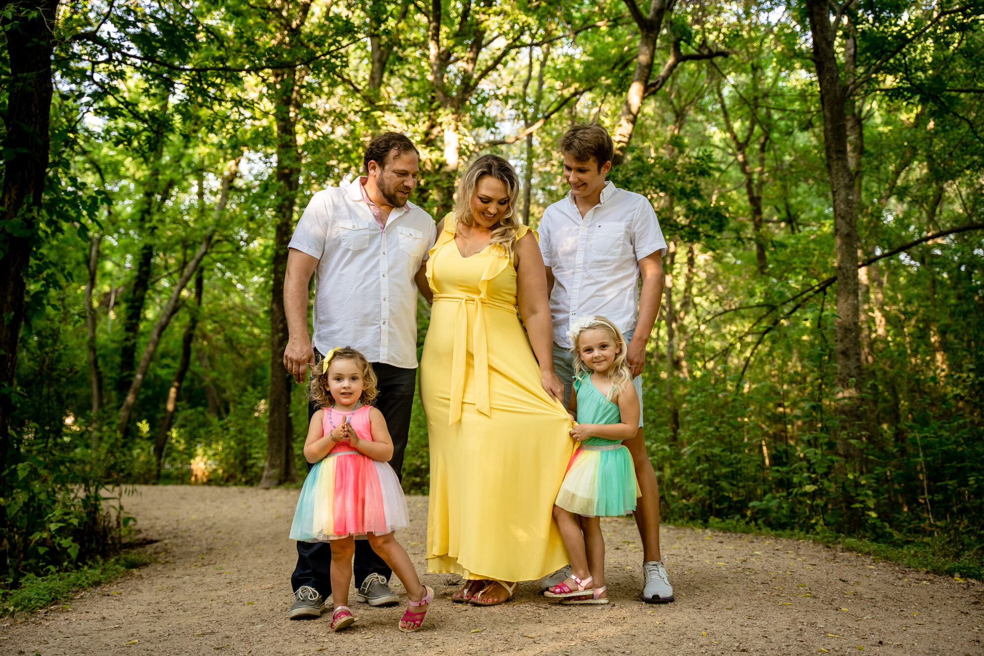 Wellsbranch Family Session
