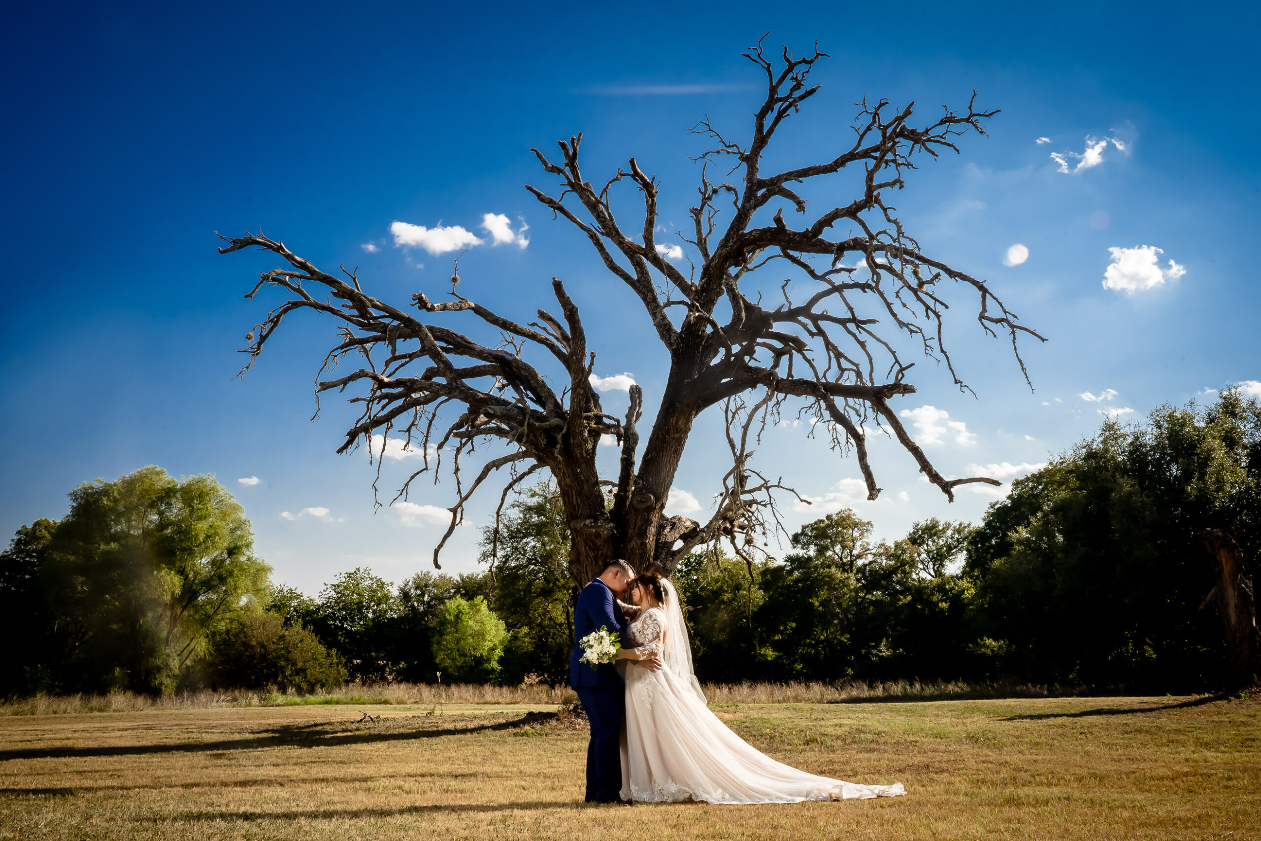 Wedding in Belton