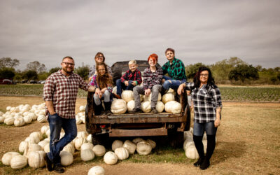 Sweet Berry Farms Family Portraits