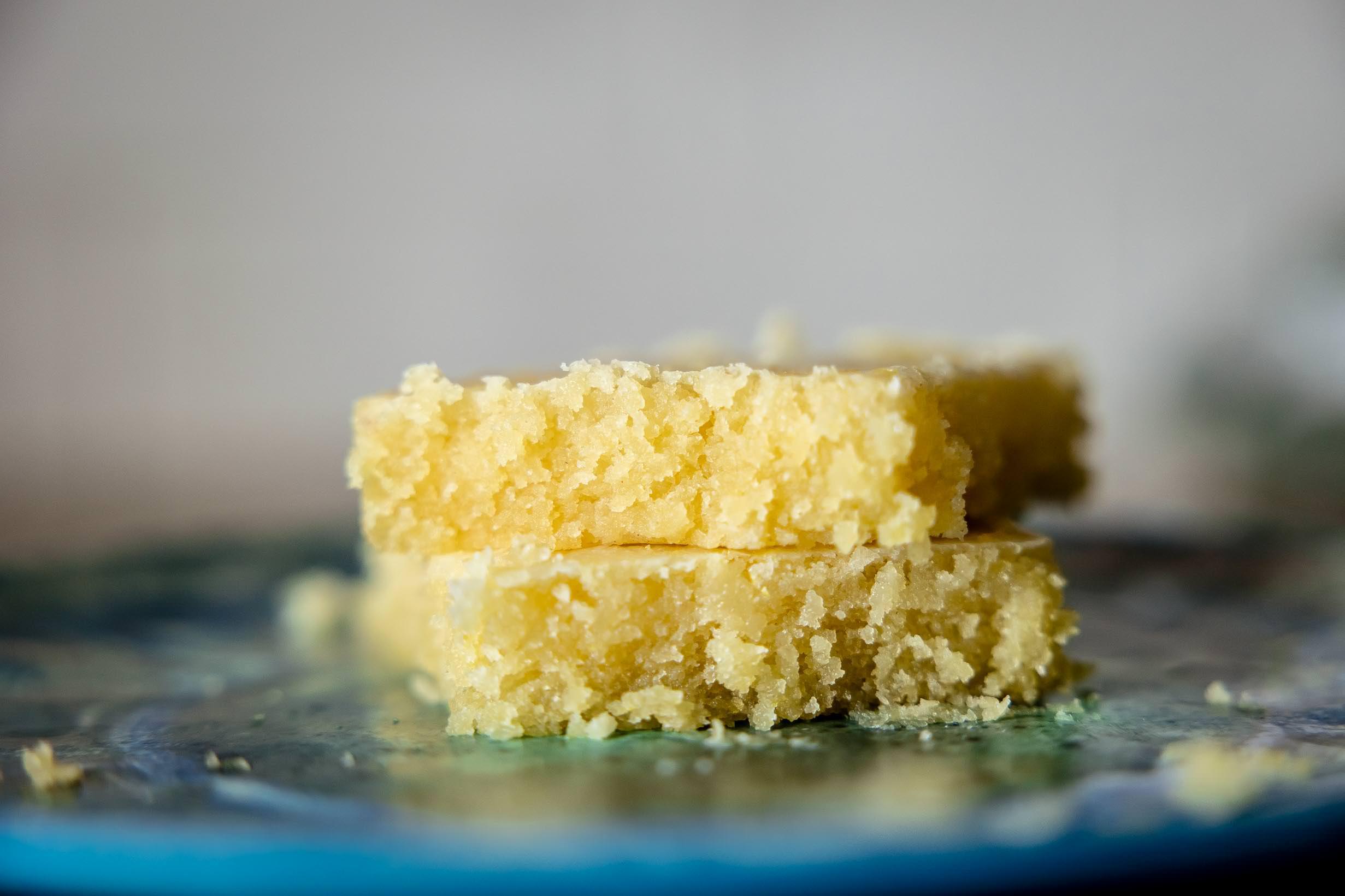 Gluten-free Lemon Brownies